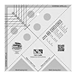 Creative Grids Cat's Cradle TooL Quilt Rulers Template Acrylic