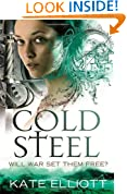 Cold Steel: Spiritwalker: Book Three