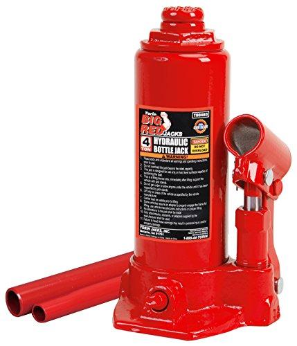 Torin T90403 Hydraulic Bottle Jack - 4 Ton (Auto Jack compare prices)