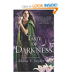 Taste of Darkness (Healer) by Maria V. Snyder
