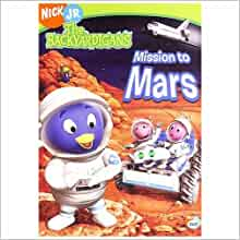 the backyardigans mission to mars book - photo #7