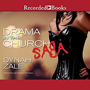 Drama in the Church Saga Audiobook