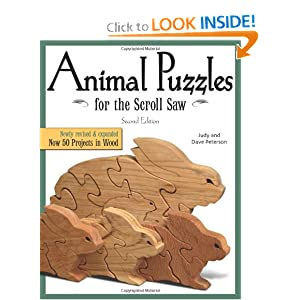 Animal Puzzles for the Scroll Saw (Scroll Saw Woodworki): Dave