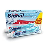 SIGNAL 100ml Whitening Toothpaste - Pack of 2