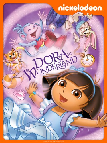 Dora The Explorer: Dora in Wonderland (Dora Mixed Up Seasons compare prices)