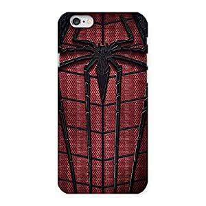 Ajay Enterprises Exant Amazing Web Back Case Cover for iPhone 6 6S
