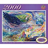 Earth Angel 2000 Piece Jigsaw Puzzle