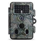 Wildkamera-Vtin-24-Zoll-LCD-12MP-1080PHD-IP66-Wasserdichte-Wild-Camo-mit-120-Grad-Weitwinkel-Low-Glow-Infrarot-Fotofalle-SnapShot-Jagd-Kamera-Jagdzeug-berwachungskamera-fr-Nacht-Vision