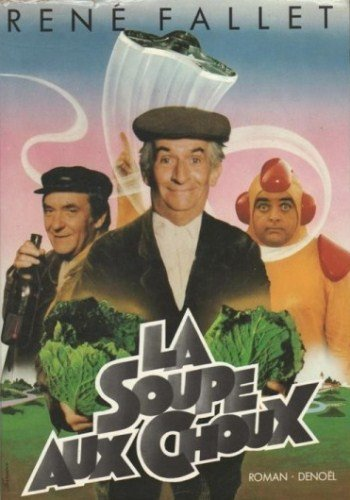 La Soupe aux choux 51YmLLosGrL._