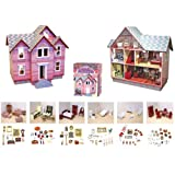 Melissa & Doug Victorian Dollhouse