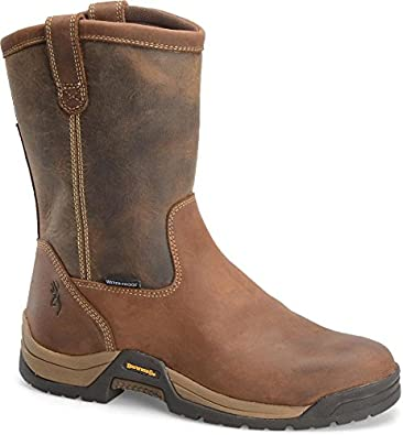Amazon.com: Browning Men's Whitewater Hunting Leather Boot