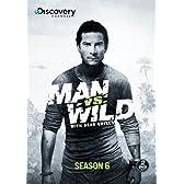 Man Vs Wild: Season 6 [DVD] [Import]