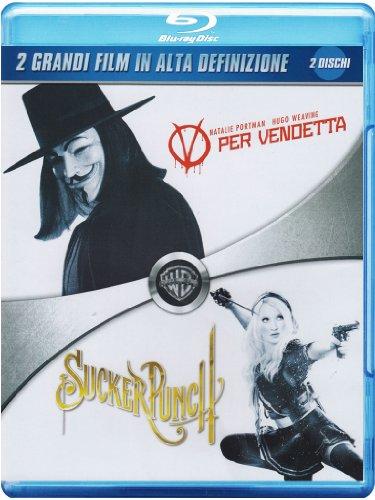 V per vendetta + Sucker punch [Blu-ray] [IT Import]