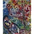 Marc Chagall - Kalender 2014 - Kunstkalender - Wandkalender 46,0 cm x 55,0 cm