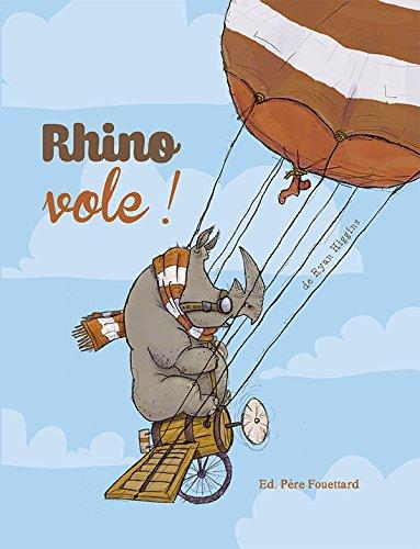 Rhino vole !