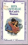 img - for Mccade'S Woman book / textbook / text book