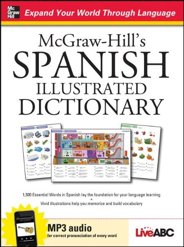 McGraw-Hill's Spanish Illustrated Dictionary (McGraw-Hill Dictionary Series)