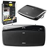Genuine Jabra Cruiser 2 Bluetooth Hands-free In-Car Wireless Speakerphone Sun Visor kit/kits - Black