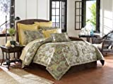 Tommy Bahama Cat Island Collection Comforter Set, King