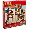 Ideal Amaze N Marbles Classic Wood 60-Pc. Construction Set