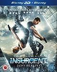 Insurgent [Blu-ray 3D + Blu-ray] [Reg...