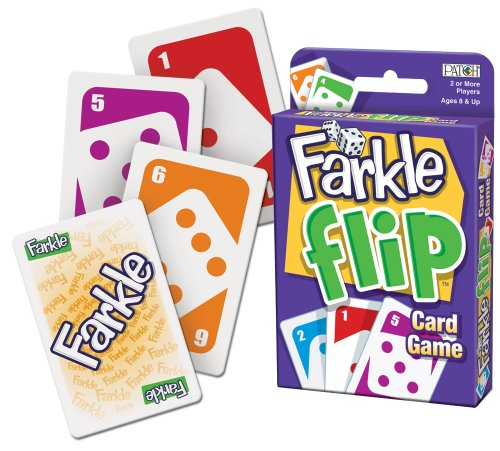 New Farkle Flip Card Game