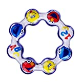 Sesame Street Chilly Ring Teether Toy