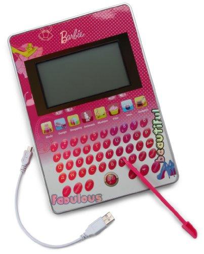 Imagen principal de Oregon Scientific E-BI68 - Consola educativa, diseño de Barbie