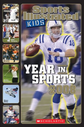 2008:  The Year In Sports