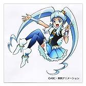 ハピネスチャージプリキュア!  インテリアアートシール(ウォールステッカー)11.5cm×11.5cm キュアプリンセス!
