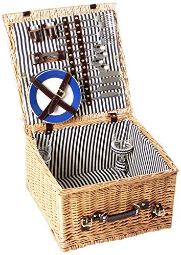 greenfield-collection-gg040-deluxe-winchester-picknickkorb-fur-4-personen-weide-futter-in-mitternach