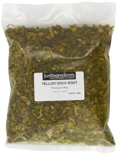 justingredients-essential-yellow-dock-root-250-g