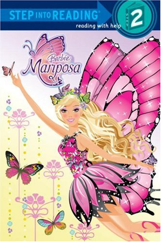 Barbie Mariposa (Step into Reading) (Paperback)