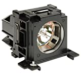 Replacement projector lamp DT00757 / CPX251LAMP with housing fits Hitachi CP-X251 / CP-X256 / ED-X10 / ED-X1092 / ED-X12 / ED-X15 / ED-X20 / ED-X22 / MP-J1EF projectors