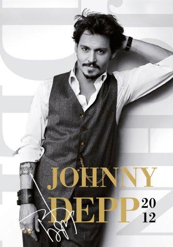 Johnny Depp 2012