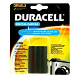 Duracell Replacement Digital Camera Battery For Nikon EN-EL3eby Duracell