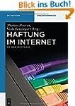 Haftung Im Internet: Die Neue Rechtsl...