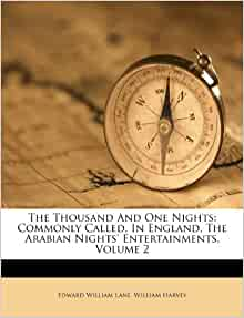WatFile.com Download Free The Thousand And One Nights: Commonly Called, In England, The Arabian
