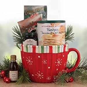 Amazon.com : Christmas Country Pancakes Gourmet Holiday ...