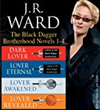 Black Dagger Brotherhood, Books 1-4
