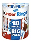 Kinder Riegel 18er, 3er Pack (3 x 378 g)