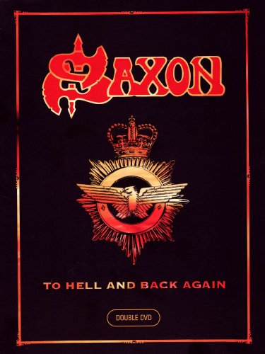 Saxon - To hell and back again (+booklet)