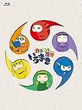 カラフル忍者いろまき Blu-ray初回限定特別版[Blu-ray/ブルーレイ]