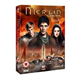 Merlin: Season Four,  Volume 1 [Region 2] ~ Colin Morgan