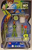 Ben 10 - 27631 - Alien Force - Deluxe Alien Collection - Swampfire - app. 11 cm - incl. 'Swamp Scented Clay'