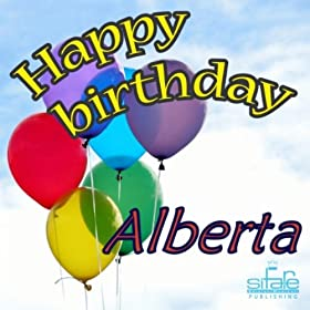 Amazon.com: Happy Birthday (Alberta): Francesco Digilio Michael