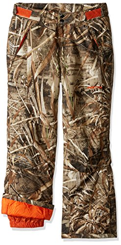 Arctix Youth Snow Pants with Reinforced Knees and Seat, Realtree Max-5 Camo, Large (Womens Insulated Camo Boots compare prices)