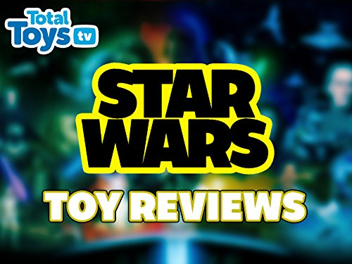 Review: Star Wars Toy and Collectibles Reviews on Amazon Prime Video UK