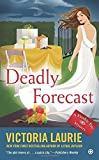 img - for Deadly Forecast: A Psychic Eye Mystery book / textbook / text book