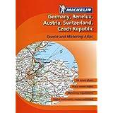 Germany/Benelux/Austria/ SWI/CZE Atlas (Atlas (Michelin)) ~ Michelin